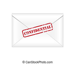 Confidential envelope