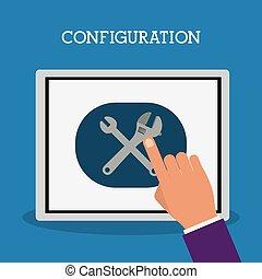 Configuration design