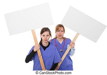 conflicto de trabajo