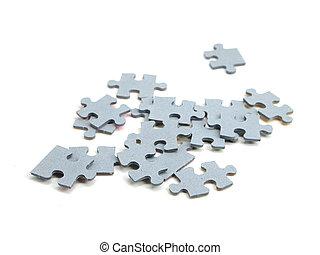 confondere pezzi
