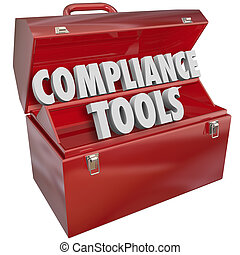 conformidade, ferramentas, toolbox, habilidades,...