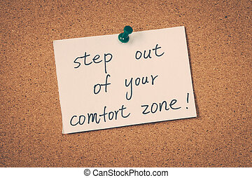 confort, zone