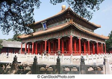 confuciano, templo