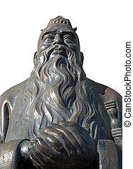 confucious, estatua