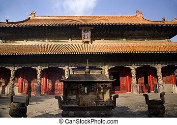 confucius, china, templo
