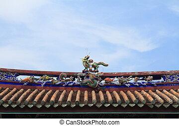 confucius, taipei, taiwán, taipei, templo