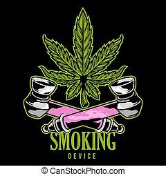 congegno, fumo, stampa