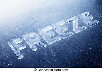 congelar