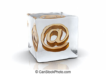 congelato, email