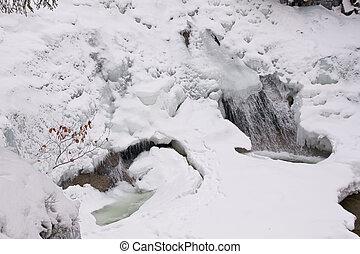 congelato, flusso