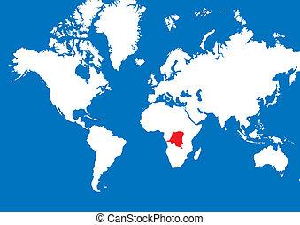 congo, république, démocratique