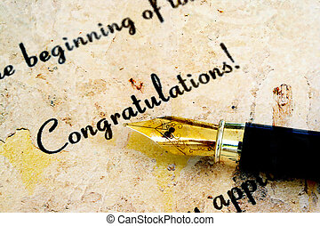 Congratulation  - Congratulation