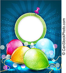 congratulation vector background