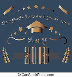 Congratulations graduates of year 2018