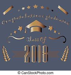 Congratulations Graduatuets of year 2018