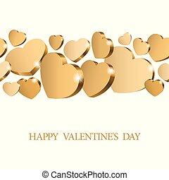 Congratulations on St. Valentine's Day.