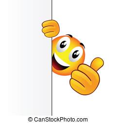 Congratullation emoticon