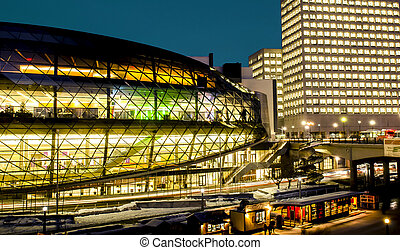 Congress Centre - The downtown Ottawa Cabada Convention...