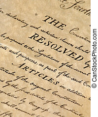 Congress - United States Declaration of Independence