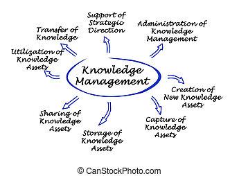conhecimento, gerência
