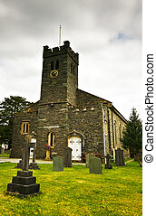 coniston, εκκλησία