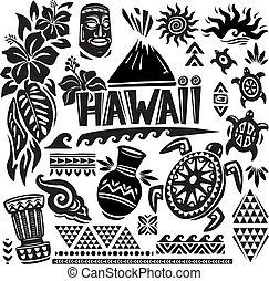conjunto, hawai