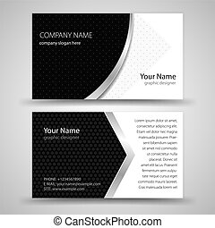 conjunto, tarjeta, empresa / negocio