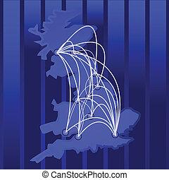 connecté, royaume-uni