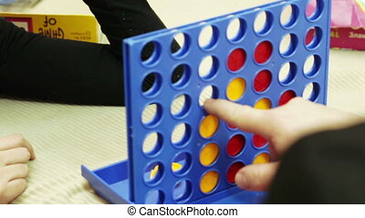 Connect Four board game