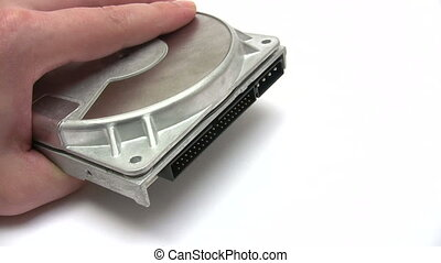 Connecting Hard Drive