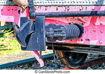 Connecting rod locomotive - Connecting rod vintage steam...