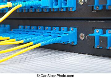 connexion, réseau