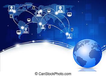 connexions, mondiale