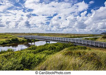 Connor creek bridge.