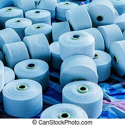 cono, algodón