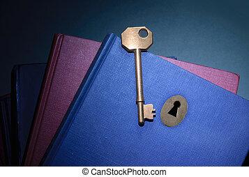conocimiento, llave