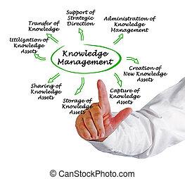 conoscenza, amministrazione