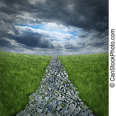 Conquering Adversity - Conquering adversity and overcoming...
