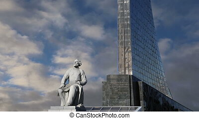 Conquerors of Space Monument,Moscow - Conquerors of Space...