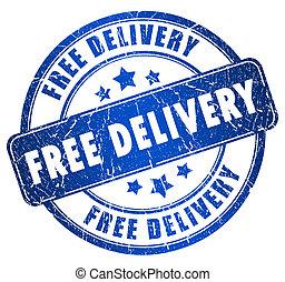 consegna, libero