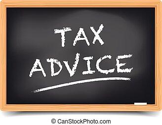 conseil, impôt