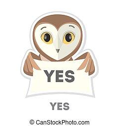 consentir, owl., isolé
