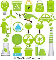 conservación ambiental, energía