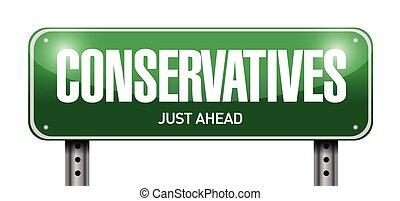 conservatives   - conservatives
