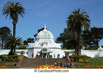 Conservatory of Flowers building