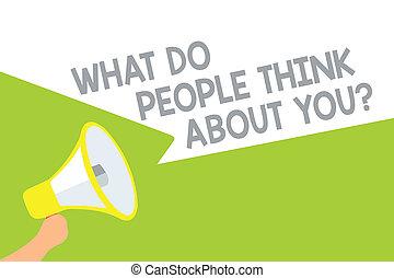 considerations, gente, texto, señal, mensaje, afuera, ...