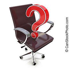 considerations, oficina, empresa / negocio, mark., pregunta...