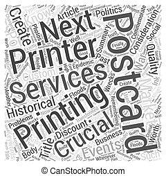 considerations, sobre, concepto, palabra, mercadotecnia, ...