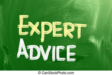 consiglio, concetto, esperto