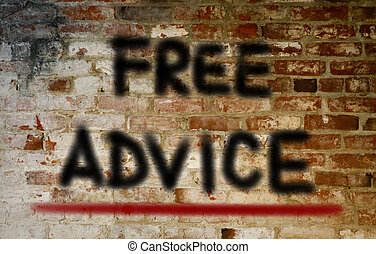 consiglio, concetto, libero